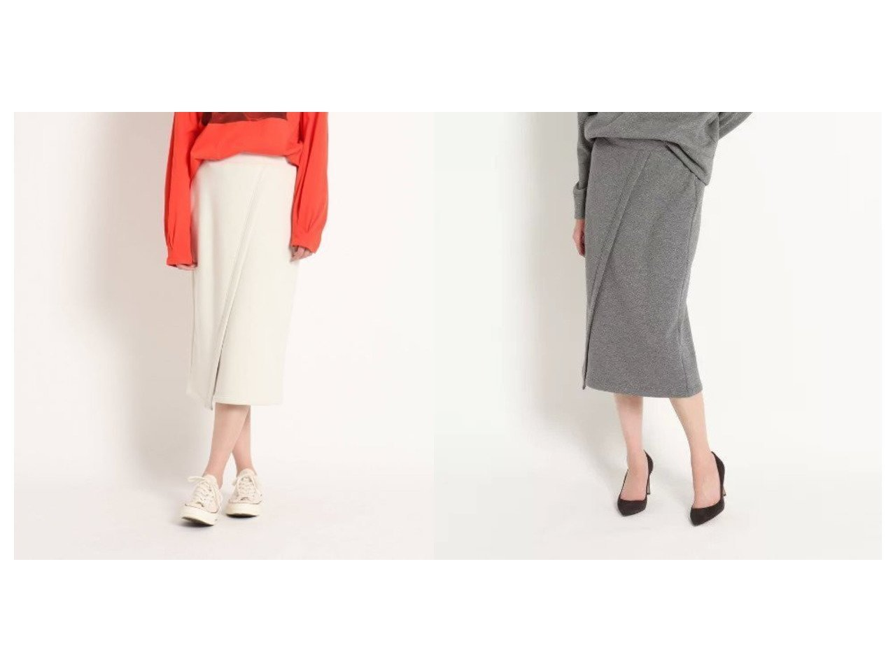 【JET/ジェット】の【ウォッシャブル】フロントデザインスウェットスカート スカートのおすすめ!人気、レディースファッションの通販 おすすめで人気のファッション通販商品 インテリア・家具・キッズファッション・メンズファッション・レディースファッション・服の通販 founy(ファニー) https://founy.com/ ファッション Fashion レディース WOMEN スカート Skirt ウォッシャブル ギャザー シンプル ストレッチ スリット セットアップ トレンド 定番 フロント マキシ 無地 レオパード ロング 冬 Winter 秋冬 A/W Autumn/ Winter  ID:crp329100000001538