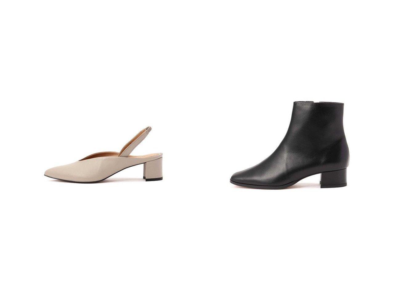 【BOSCH/ボッシュ】のバックスリングミュール&ショートブーツ シューズ・靴のおすすめ!人気、レディースファッションの通販 おすすめで人気のファッション通販商品 インテリア・家具・キッズファッション・メンズファッション・レディースファッション・服の通販 founy(ファニー) https://founy.com/ ファッション Fashion レディース WOMEN カッティング シューズ ショート フィット  ID:crp329100000001573