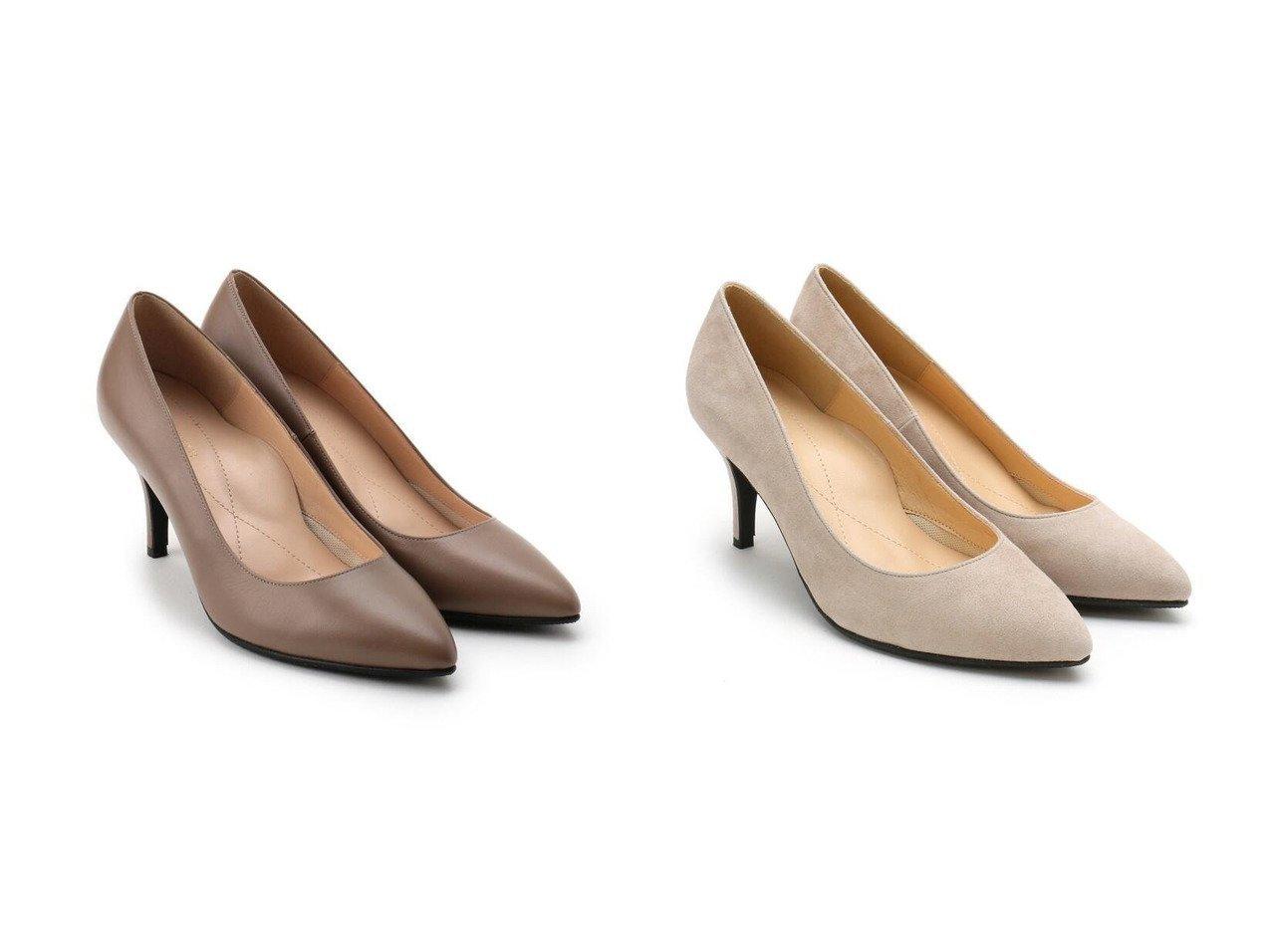 【UNTITLED/アンタイトル】の【抗菌防臭】ドレッサーパンプス(7.5cmヒール) シューズ・靴のおすすめ!人気、レディースファッションの通販 おすすめで人気のファッション通販商品 インテリア・家具・キッズファッション・メンズファッション・レディースファッション・服の通販 founy(ファニー) https://founy.com/ ファッション Fashion レディース WOMEN アーモンドトゥ 抗菌 シューズ リアル  ID:crp329100000001580