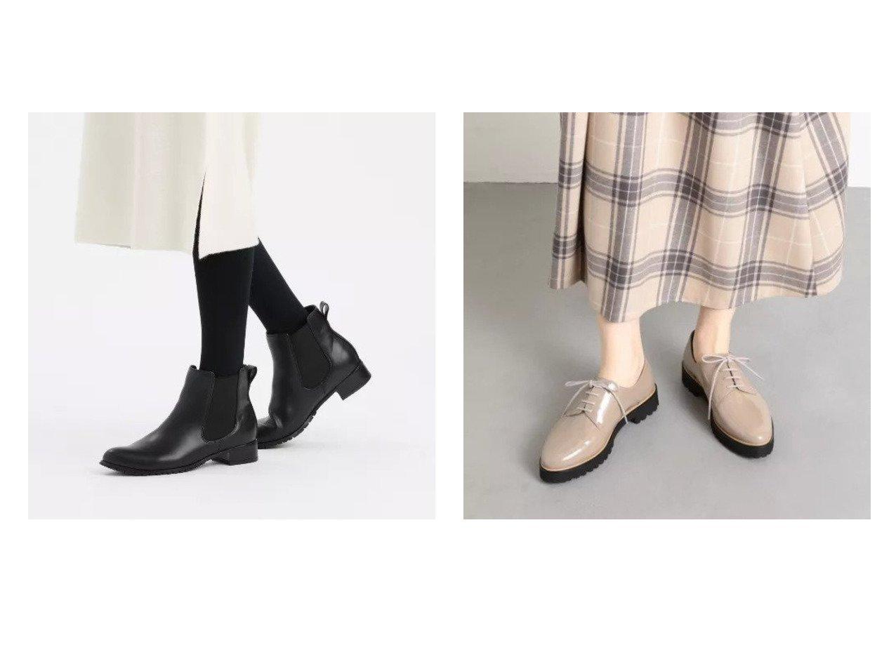 【MACKINTOSH PHILOSOPHY/マッキントッシュ フィロソフィー】のサイドゴアレインブーツ&【Odette e Odile/オデット エ オディール】の【WEB限定】O レースアップ FLT35●↑ シューズ・靴のおすすめ!人気、レディースファッションの通販 おすすめで人気のファッション通販商品 インテリア・家具・キッズファッション・メンズファッション・レディースファッション・服の通販 founy(ファニー) https://founy.com/ ファッション Fashion レディース WOMEN ガラス シューズ シンプル スタイリッシュ フラット 人気 クラシカル ソックス タイツ マニッシュ レース  ID:crp329100000001582