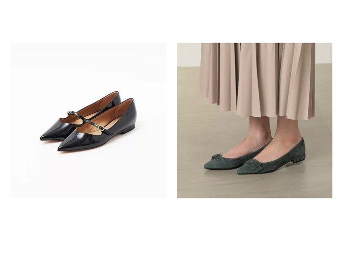 【Rouge vif/ルージュ ヴィフ】の【PELLICO】メリージェーンフラットパンプス&【EPOCA THE SHOP/エポカ ザ ショップ】の【FABIO RUSCONI】ベルテッドパンプス シューズ・靴のおすすめ!人気、レディースファッションの通販 おすすめファッション通販アイテム インテリア・キッズ・メンズ・レディースファッション・服の通販 founy(ファニー) https://founy.com/ ファッション Fashion レディース WOMEN イタリア エレガント カッティング シューズ スリム ベーシック 人気 定番 フォルム フラット  ID:crp329100000001589