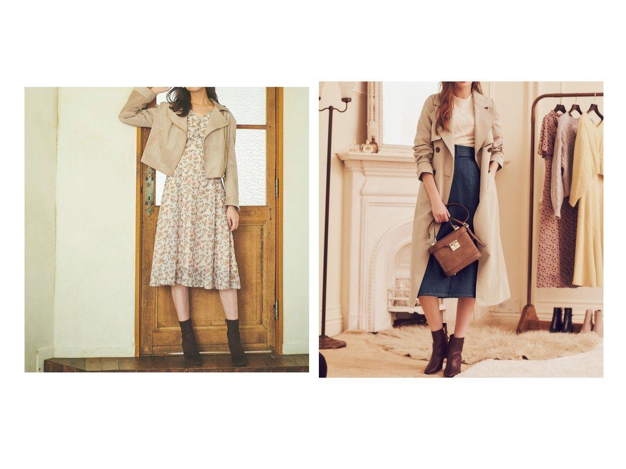 【Noela/ノエラ】のトレンチコート&【31 Sons de mode/トランテアン ソン ドゥ モード】のフェイクスエードライダースジャケット アウターのおすすめ!人気、レディースファッションの通販 おすすめで人気のファッション通販商品 インテリア・家具・キッズファッション・メンズファッション・レディースファッション・服の通販 founy(ファニー) https://founy.com/ ファッション Fashion レディース WOMEN アウター Coat Outerwear ジャケット Jackets ライダース Riders Jacket コート Coats トレンチコート Trench Coats 冬 Winter フェイクスエード メタル ライダースジャケット パイピング  ID:crp329100000001676