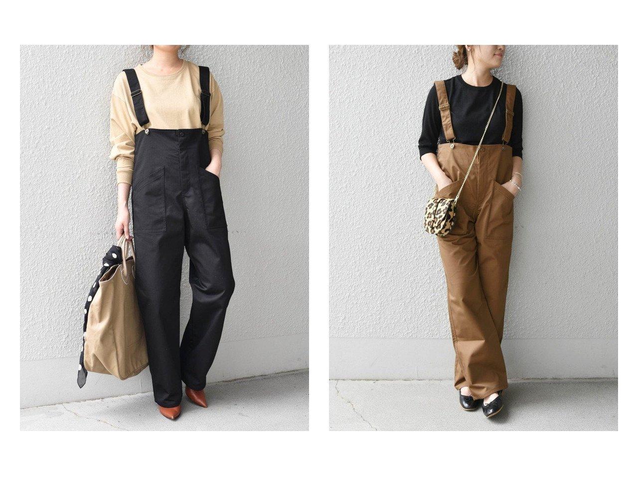 【SHIPS any/シップス エニィ】の《追加予約》【SHIPS any別注】UNIVERSAL OVERALL: ソリッド オーバーオール サロペット ワンピース・ドレスのおすすめ!人気、レディースファッションの通販 おすすめで人気のファッション通販商品 インテリア・家具・キッズファッション・メンズファッション・レディースファッション・服の通販 founy(ファニー) https://founy.com/ ファッション Fashion レディース WOMEN ワンピース Dress オールインワン ワンピース All In One Dress サロペット Salopette サロペット ショルダー シンプル トレンド 別注 |ID:crp329100000001866