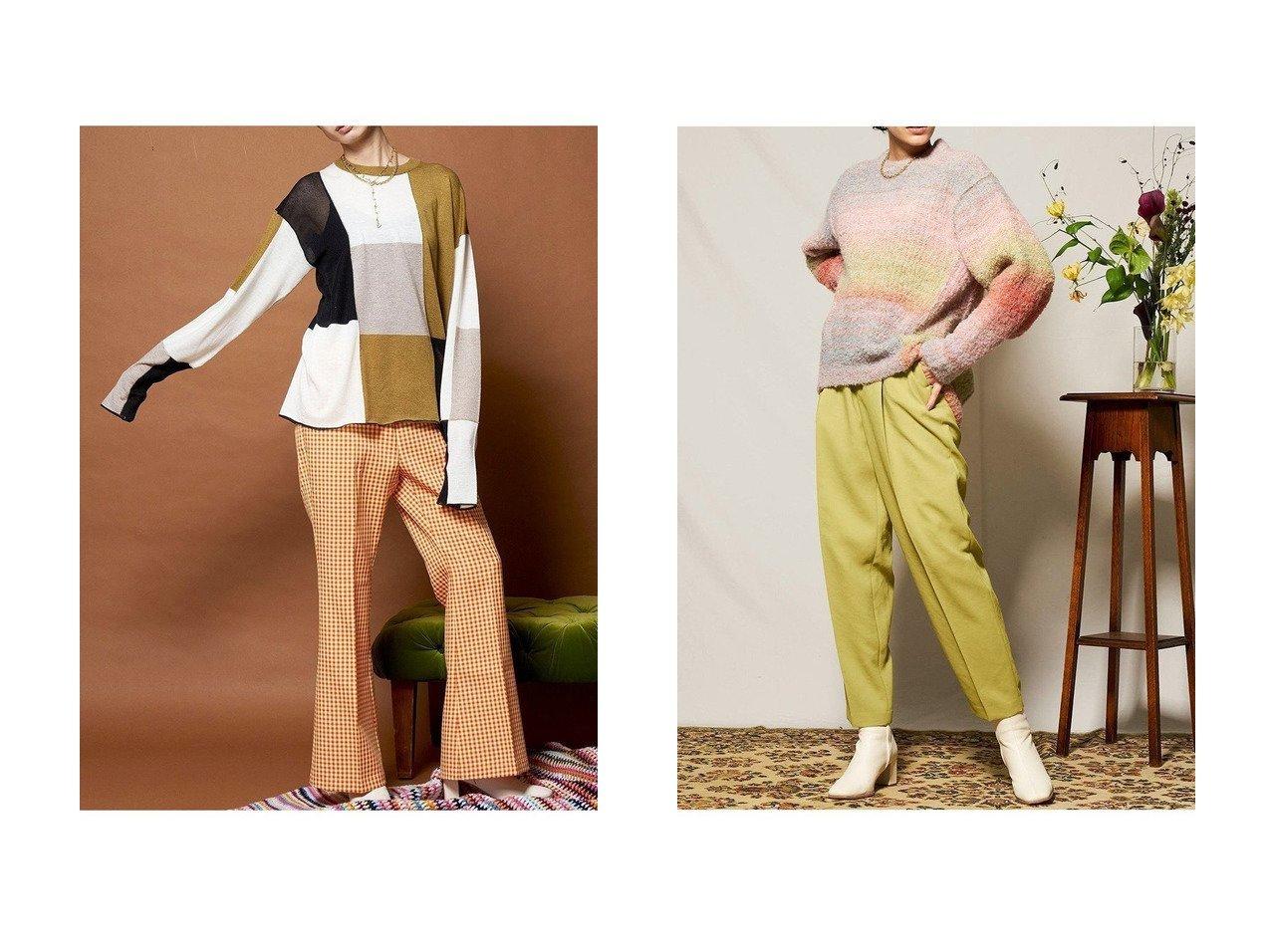 【MAISON SPECIAL/メゾンスペシャル】のマルチカラーブロッキングニット&MIXループニットプルオーバー トップス・カットソーのおすすめ!人気、レディースファッションの通販 おすすめで人気のファッション通販商品 インテリア・家具・キッズファッション・メンズファッション・レディースファッション・服の通販 founy(ファニー) https://founy.com/ ファッション Fashion レディース WOMEN トップス Tops Tshirt ニット Knit Tops プルオーバー Pullover アシンメトリー シアー ドッキング ドレープ パッチワーク ワンポイント ループ |ID:crp329100000001901