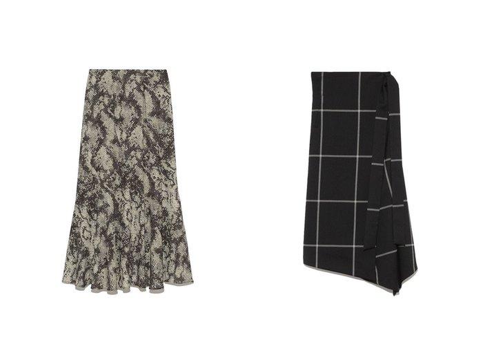 【Mila Owen/ミラオーウェン】のバイアス切替えプリントナローSK&ウエストリボンラップデザインスカート スカートのおすすめ!人気、レディースファッションの通販 おすすめファッション通販アイテム インテリア・キッズ・メンズ・レディースファッション・服の通販 founy(ファニー) https://founy.com/ ファッション Fashion レディース WOMEN スカート Skirt バイアス フィット プリント 楽ちん シンプル フレア ラップ |ID:crp329100000002214