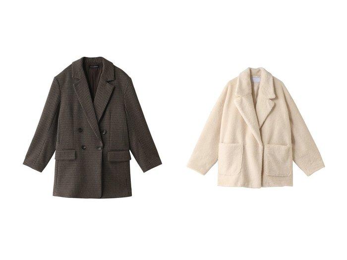 【JET/ジェット】の【JET NEWYORK】ラペルデザインジャケット&【MAISON SPECIAL/メゾンスペシャル】のマルチファブリックWオーバージャケット アウターのおすすめ!人気、レディースファッションの通販  おすすめファッション通販アイテム レディースファッション・服の通販 founy(ファニー) ファッション Fashion レディース WOMEN アウター Coat Outerwear ジャケット Jackets クラシカル ジャケット ダブル ハイネック 防寒 シンプル バランス ポケット ルーズ |ID:crp329100000002289