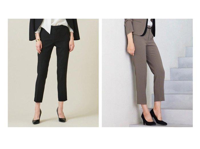 【BEIGE,/ベイジ,】のテーパードパンツ&パンツ パンツのおすすめ!人気、レディースファッションの通販 おすすめファッション通販アイテム レディースファッション・服の通販 founy(ファニー) ファッション Fashion レディース WOMEN パンツ Pants セットアップ |ID:crp329100000002604