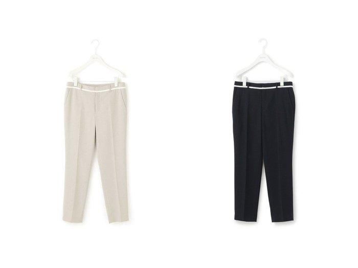 【BEIGE,/ベイジ,】のパンツ パンツのおすすめ!人気、レディースファッションの通販 おすすめファッション通販アイテム レディースファッション・服の通販 founy(ファニー) ファッション Fashion レディース WOMEN パンツ Pants セットアップ |ID:crp329100000002606