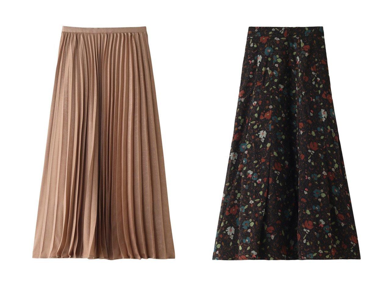 【ROSE BUD/ローズバッド】のフラワープリントタックフレアスカート&シャイニープリーツスカート スカートのおすすめ!人気、レディースファッションの通販 おすすめで人気のファッション通販商品 インテリア・家具・キッズファッション・メンズファッション・レディースファッション・服の通販 founy(ファニー) https://founy.com/ ファッション Fashion レディース WOMEN スカート Skirt プリーツスカート Pleated Skirts ロングスカート Long Skirt Aライン/フレアスカート Flared A-Line Skirts シャイニー トレンド プリーツ ロング |ID:crp329100000002659