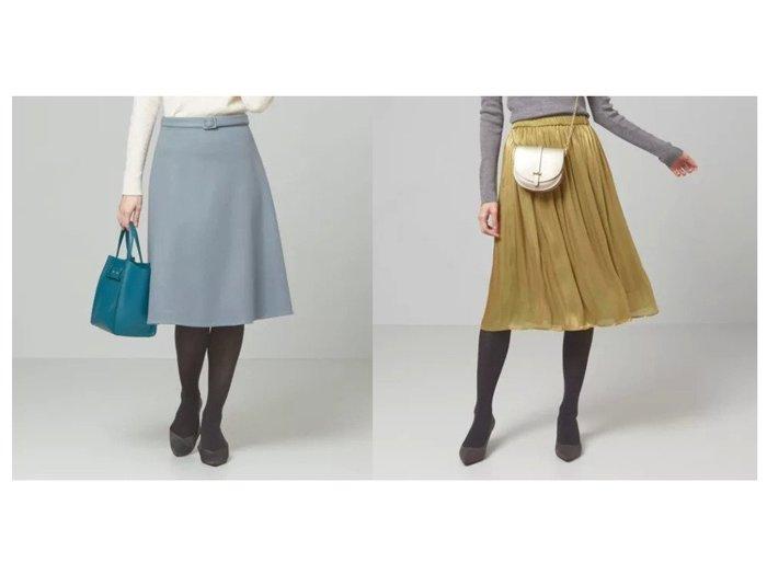 【THE STATION STORE/ザ ステーション ストア ユナイテッドアローズ】のジャージー フレア スカート&ヨウリュウ ギャザースカート -手洗い可能- スカートのおすすめ!人気、レディースファッションの通販 おすすめファッション通販アイテム レディースファッション・服の通販 founy(ファニー) ファッション Fashion レディース WOMEN スカート Skirt Aライン/フレアスカート Flared A-Line Skirts エレガント クラシカル シンプル ジャージー フレア ギャザー チュニック フェミニン 冬 Winter |ID:crp329100000002688