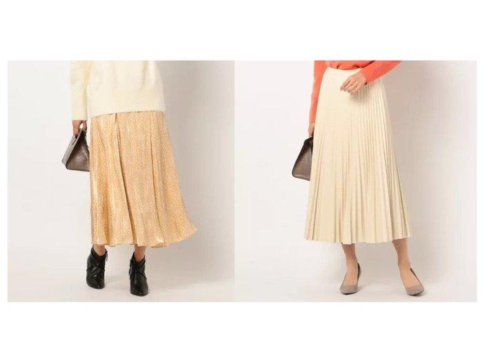 【NOLLEY'S sophi/ノーリーズソフィー】のプリーツスカート&【NOLLEY'S/ノーリーズ】のシャイニードットプリントフレアスカート スカートのおすすめ!人気、レディースファッションの通販 おすすめファッション通販アイテム インテリア・キッズ・メンズ・レディースファッション・服の通販 founy(ファニー) https://founy.com/ ファッション Fashion レディース WOMEN スカート Skirt Aライン/フレアスカート Flared A-Line Skirts プリーツスカート Pleated Skirts ドット フレア マキシ ランダム ロング 冬 Winter エレガント フェミニン プリーツ |ID:crp329100000002690