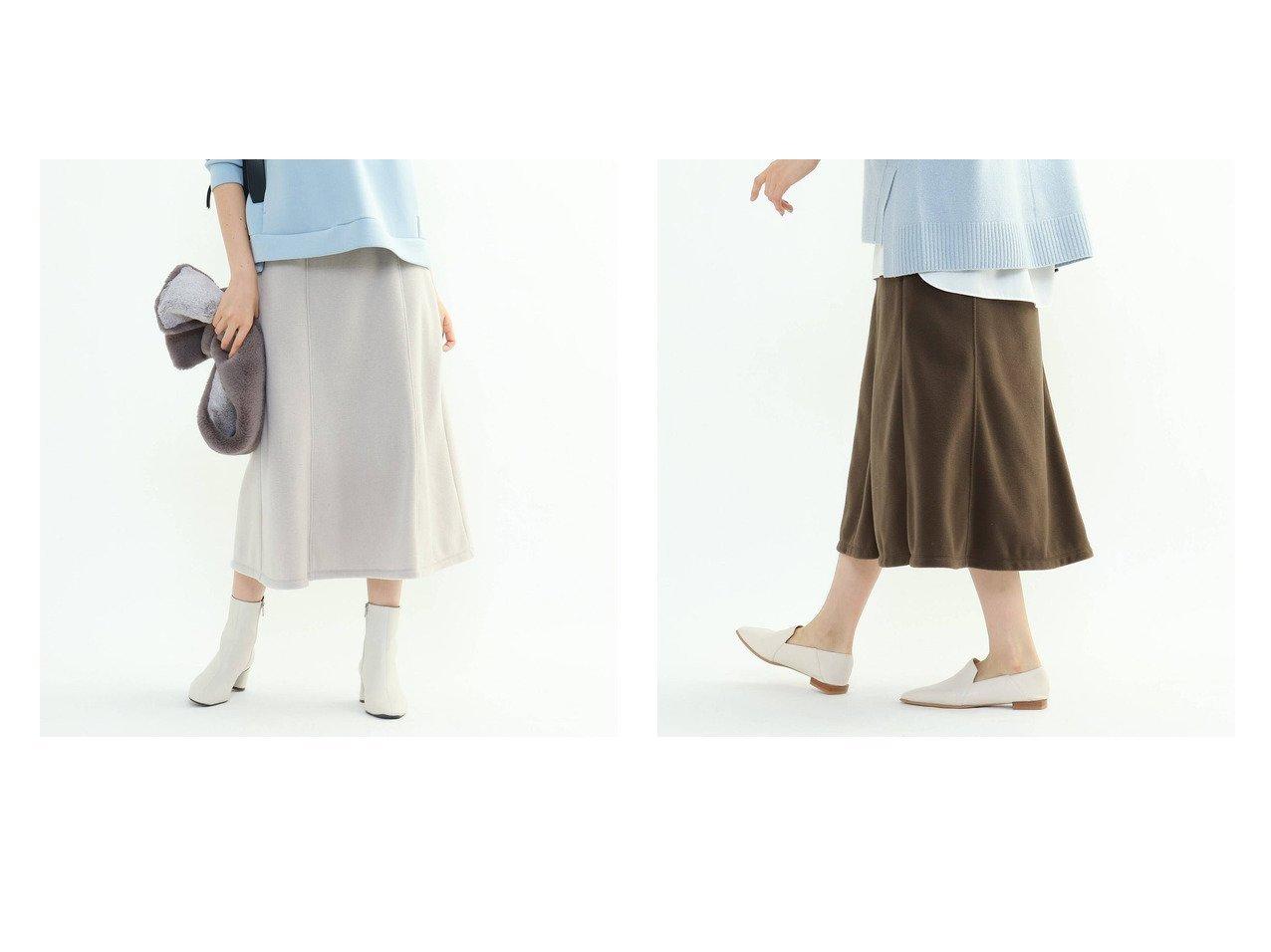 【INDIVI/インディヴィ】のトスカーナフリースジャージスカート スカートのおすすめ!人気、レディースファッションの通販 おすすめで人気のファッション通販商品 インテリア・家具・キッズファッション・メンズファッション・レディースファッション・服の通販 founy(ファニー) https://founy.com/ ファッション Fashion レディース WOMEN スカート Skirt イタリア シンプル ジャージ トレンド ポケット マーメイド  ID:crp329100000002708
