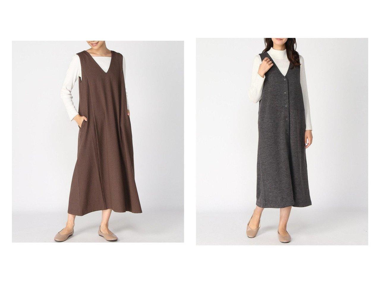 【studio CLIP/スタディオ クリップ】のWフェイスVネックジャンスカ&【GLOBAL WORK/グローバルワーク】のウールライクジャンスカ+D スカートのおすすめ!人気、レディースファッションの通販 おすすめで人気のファッション通販商品 インテリア・家具・キッズファッション・メンズファッション・レディースファッション・服の通販 founy(ファニー) https://founy.com/ ファッション Fashion レディース WOMEN スカート Skirt クラシック ジャケット ストレッチ トレンド ロング 切替 シンプル ジャンスカ フェイス 人気 |ID:crp329100000002714