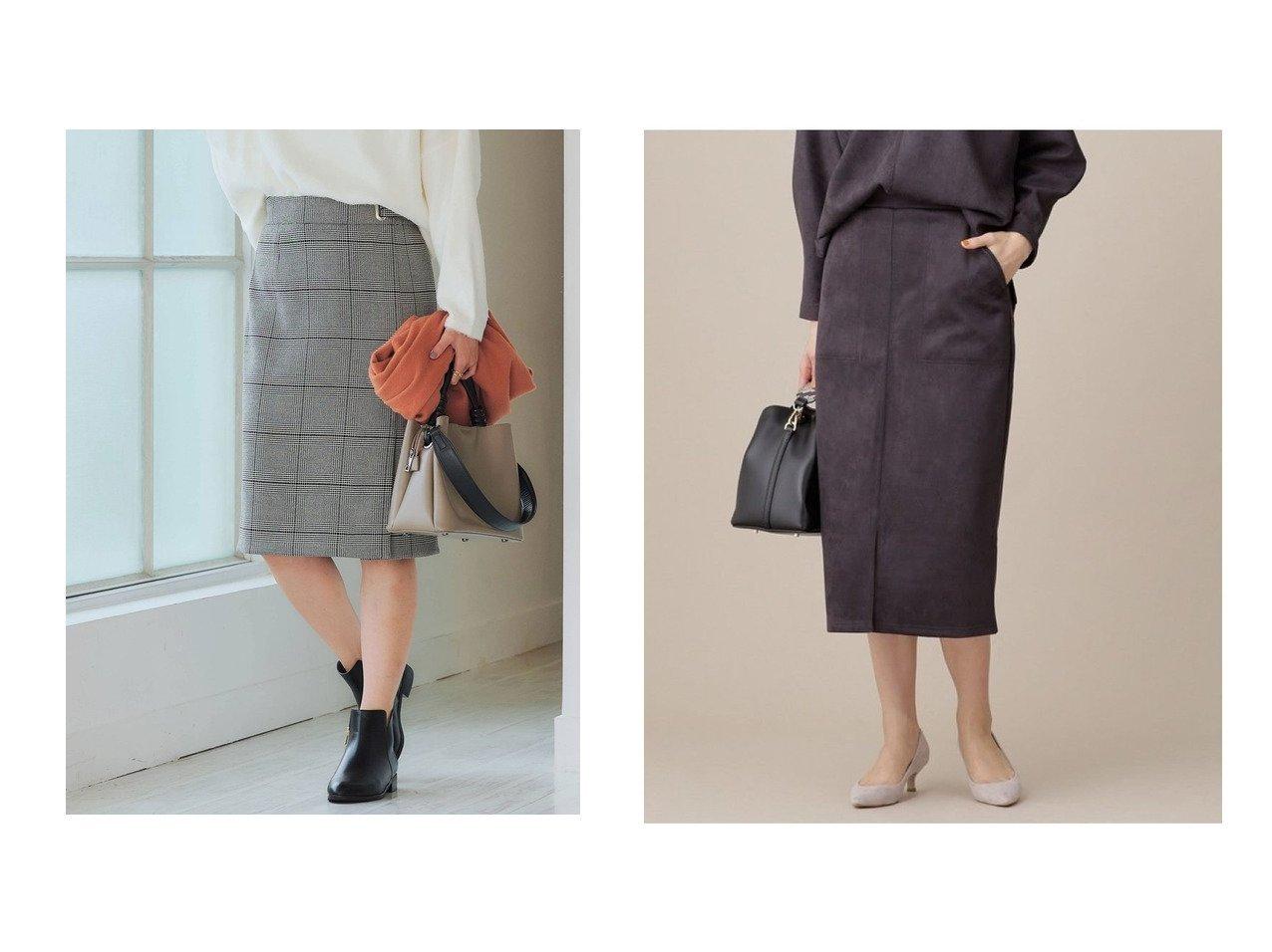 【nano universe/ナノ ユニバース】のカットスエードタイトスカート&【green label relaxing / UNITED ARROWS/グリーンレーベル リラクシング / ユナイテッドアローズ】のフェイス ラップ風 タイト スカート スカートのおすすめ!人気、レディースファッションの通販 おすすめで人気のファッション通販商品 インテリア・家具・キッズファッション・メンズファッション・レディースファッション・服の通販 founy(ファニー) https://founy.com/ ファッション Fashion レディース WOMEN スカート Skirt ショート タイトスカート フェイス メタル ラップ 定番 春 秋 ウォッシャブル シンプル スエード ストレッチ トレンド ポケット ワーク 秋冬 A/W Autumn/ Winter |ID:crp329100000002718