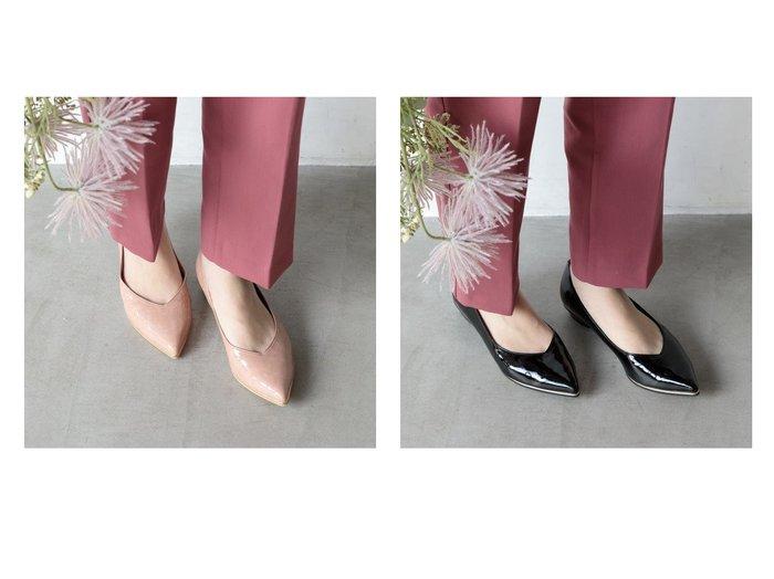 【Launa lea/ラウナレア】の[Launalea Rich]フラットパンプス シューズ・靴のおすすめ!人気、レディースファッションの通販 おすすめファッション通販アイテム レディースファッション・服の通販 founy(ファニー) ファッション Fashion レディース WOMEN インソール クッション 抗菌 ダブル フラット メッシュ リラックス |ID:crp329100000002738
