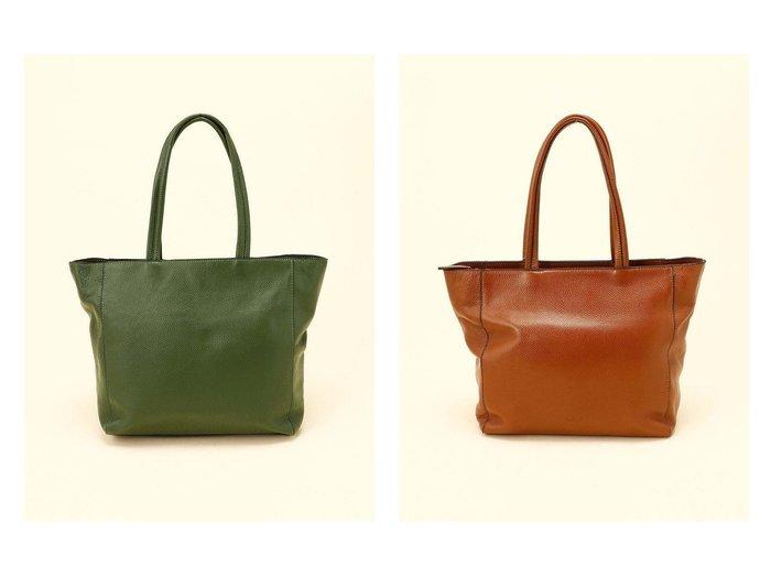 【BARCOS/バルコス】のシュリンクレザートートバッグ バッグのおすすめ!人気、レディースファッションの通販 おすすめファッション通販アイテム レディースファッション・服の通販 founy(ファニー)  ファッション Fashion レディース WOMEN バッグ Bag シンプル  ID:crp329100000002785