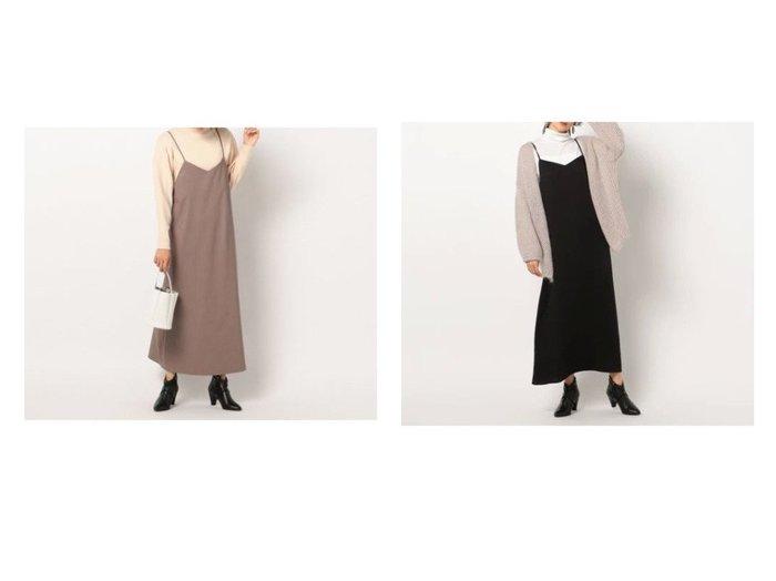 【NOLLEY'S/ノーリーズ】のサテンキャミワンピース&合皮キャミソールワンピース[NOLLEY S collet] ワンピース・ドレスのおすすめ!人気、レディースファッションの通販 おすすめファッション通販アイテム インテリア・キッズ・メンズ・レディースファッション・服の通販 founy(ファニー) https://founy.com/ ファッション Fashion レディース WOMEN トップス Tops Tshirt キャミソール / ノースリーブ No Sleeves シャツ/ブラウス Shirts Blouses ワンピース Dress シャツワンピース Shirt Dresses キャミワンピース No Sleeve Dresses キャミソール シンプル ストレート トレンド ノースリーブ フェミニン ラップ リボン カーディガン サテン |ID:crp329100000002945