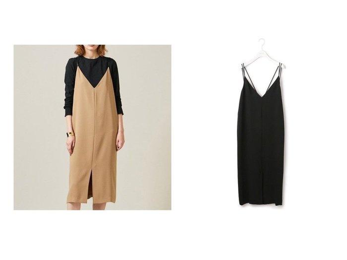 【BEIGE,/ベイジ,】のキャミワンピース ワンピース・ドレスのおすすめ!人気、レディースファッションの通販 おすすめファッション通販アイテム レディースファッション・服の通販 founy(ファニー) ファッション Fashion レディース WOMEN ワンピース Dress キャミワンピース No Sleeve Dresses キャミワンピース |ID:crp329100000002950