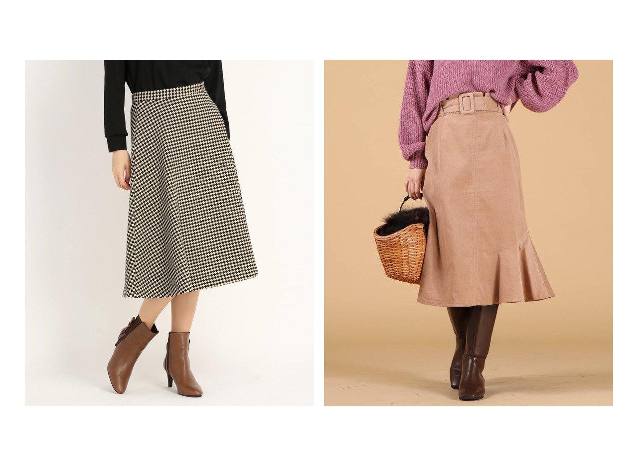【QUEENS COURT/クイーンズ コート】のコーデュロイベルト付きスカート&【STRAWBERRY FIELDS/ストロベリーフィールズ】のディアコンティーノ スカート スカートのおすすめ!人気、レディースファッションの通販 おすすめで人気のファッション通販商品 インテリア・家具・キッズファッション・メンズファッション・レディースファッション・服の通販 founy(ファニー) https://founy.com/ ファッション Fashion レディース WOMEN スカート Skirt Aライン/フレアスカート Flared A-Line Skirts ベルト Belts ギャザー クラシカル ツイード トレンド パターン フレア ベーシック 人気 エレガント コーデュロイ フリル |ID:crp329100000003013