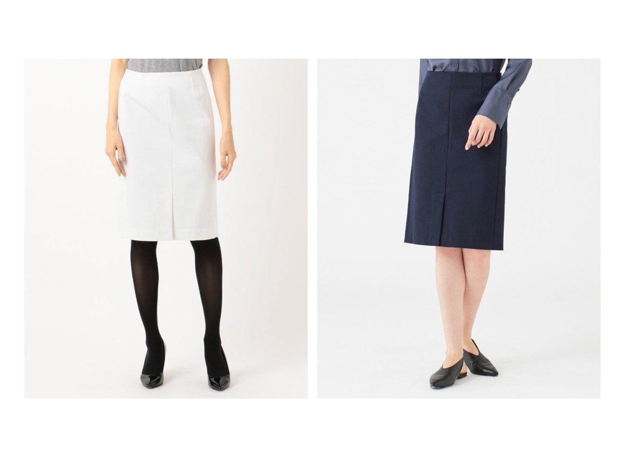 【JOSEPH/ジョゼフ】の【新提案】 GABARDINE STRETCH スカート スカートのおすすめ!人気、レディースファッションの通販 おすすめで人気のファッション通販商品 インテリア・家具・キッズファッション・メンズファッション・レディースファッション・服の通販 founy(ファニー) https://founy.com/ ファッション Fashion レディース WOMEN スカート Skirt ジャケット ストレッチ セットアップ センター 定番 人気 バランス フロント ベーシック  ID:crp329100000003034