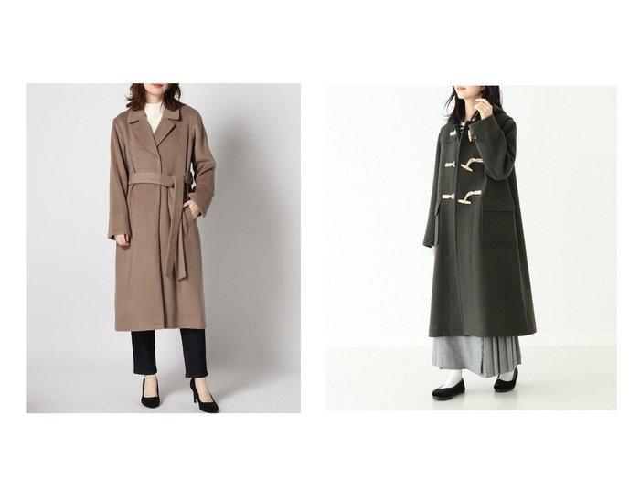 【Rewde/ルゥデ】のチェスター風コート(0R08-10013)&【BEAMS BOY/ビームス ボーイ】のメルトン ロング ダッフルコート アウターのおすすめ!人気、レディースファッションの通販 おすすめファッション通販アイテム レディースファッション・服の通販 founy(ファニー) ファッション Fashion レディース WOMEN アウター Coat Outerwear コート Coats ジャケット Jackets チェスターコート Top Coat ダッフルコート Duffle Coats ジャケット チェスター チェスターコート ダッフルコート ベーシック メルトン ロング 冬 Winter 定番 |ID:crp329100000003109