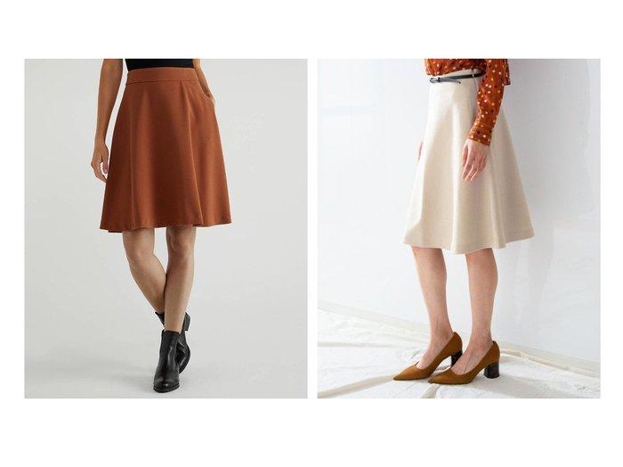 【BENETTON/ベネトン】のミディスカート&【NARACAMICIE/ナラ カミーチェ】の《セットアップスーツ対応》バーズアイフレアスカート スカートのおすすめ!人気、レディースファッションの通販 おすすめファッション通販アイテム レディースファッション・服の通販 founy(ファニー) ファッション Fashion レディース WOMEN スカート Skirt Aライン/フレアスカート Flared A-Line Skirts セットアップ Setup スカート Skirt スーツ Suits スーツ スカート Skirt スーツセット Suit Sets ギャザー シンプル フレア ベーシック スーツ セットアップ |ID:crp329100000003158