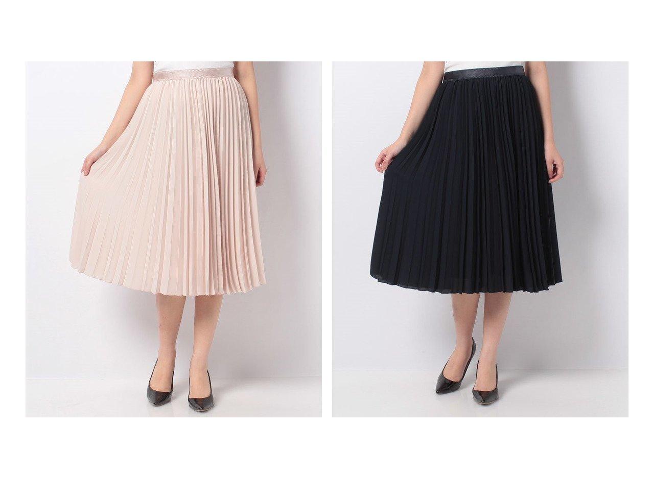 【ANAYI/アナイ】のバックサテンアムンゼンプリーツスカート スカートのおすすめ!人気、レディースファッションの通販 おすすめで人気のファッション通販商品 インテリア・家具・キッズファッション・メンズファッション・レディースファッション・服の通販 founy(ファニー) https://founy.com/ ファッション Fashion レディース WOMEN スカート Skirt プリーツスカート Pleated Skirts エアリー オケージョン サテン ジャケット ツイード プリーツ  ID:crp329100000003164