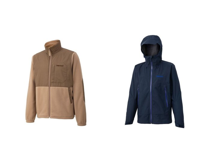 【Marmot/マーモット】のSHERPA JACKET&COMODO JACKET アウターのおすすめ!人気、レディースファッションの通販  おすすめファッション通販アイテム レディースファッション・服の通販 founy(ファニー) ファッション Fashion レディース WOMEN アウター Coat Outerwear ジャケット Jackets ショルダー シンプル 軽量 |ID:crp329100000003268