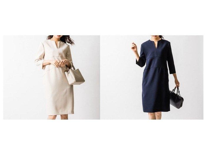 【VIRINA/ヴィリーナ】のヘーゼルナーシングドレス&ヘーゼルナーシングドレス ワンピース・ドレスのおすすめ!人気、レディースファッションの通販  おすすめファッション通販アイテム インテリア・キッズ・メンズ・レディースファッション・服の通販 founy(ファニー) https://founy.com/ ファッション Fashion レディース WOMEN ワンピース Dress ドレス Party Dresses ストレッチ タンブラー ダブル ドレス フォーマル  ID:crp329100000003365