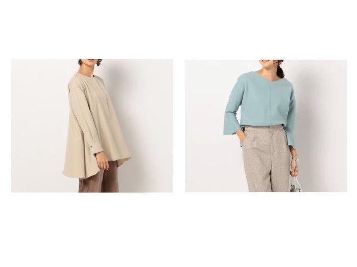 【NOLLEY'S/ノーリーズ】のラメブークレープルオーバーカットソー&サイドドレープブラウス トップス・カットソーのおすすめ!人気、レディースファッションの通販 おすすめファッション通販アイテム レディースファッション・服の通販 founy(ファニー) ファッション Fashion レディース WOMEN トップス Tops Tshirt シャツ/ブラウス Shirts Blouses プルオーバー Pullover カットソー Cut and Sewn スタイリッシュ カットソー ジャージ パール ミックス 人気 冬 Winter 別注 秋 長袖 |ID:crp329100000003535
