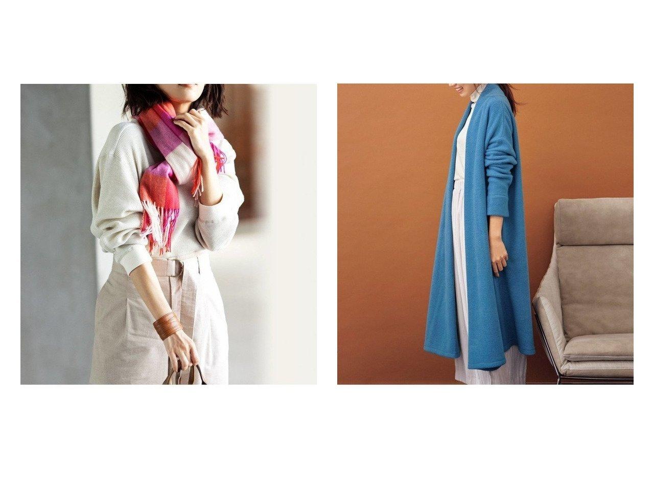 【KUMIKYOKU/組曲】の【Oggi.jp掲載/KMKK】ウールミックスジャージー コーディガン(KL23)&【近藤千尋さん着用/抗菌・防臭】カットソー&ハンドクリーム(KL35) おすすめ!人気、レディースファッションの通販  おすすめで人気のファッション通販商品 インテリア・家具・キッズファッション・メンズファッション・レディースファッション・服の通販 founy(ファニー) https://founy.com/ 雑誌掲載アイテム Magazine items ファッション雑誌 Fashion magazines オッジ Oggi ファッションモデル・俳優・女優 Models 女性 Women 近藤千尋 Kondo Chihiro 東原亜希 Higashihara Aki 朝比奈彩 Asahina Aya ファッション Fashion レディース WOMEN トップス Tops Tshirt シャツ/ブラウス Shirts Blouses カットソー Cut and Sewn アウター Coat Outerwear コート Coats ジャケット Jackets オイル 秋 カットソー キャップ 抗菌 ハンド ベーシック ワッフル 秋冬 A/W Autumn/ Winter |ID:crp329100000003649