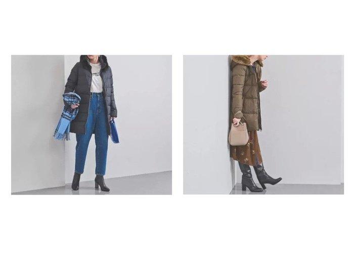 【UNITED ARROWS/ユナイテッドアローズ】の別注 LEXYDUE(レクシードゥエ)20AW&別注 ARWEN(アルウェン)20AW 別注・限定・コラボなど、おすすめで人気!ファッション通販  おすすめファッション通販アイテム レディースファッション・服の通販 founy(ファニー) ファッション Fashion レディース WOMEN アウター Coat Outerwear コート Coats ジャケット ダウン トレンド ファブリック フランス 別注 秋冬 A/W Autumn/ Winter |ID:crp329100000003735