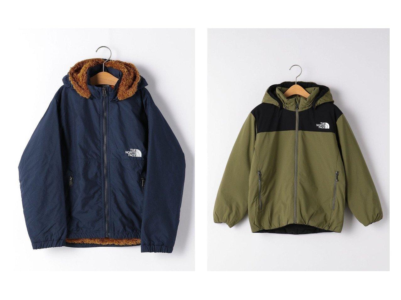 【green label relaxing / UNITED ARROWS / KIDS/グリーンレーベルリラクシング】のTHE NORTH FACE(ザノースフェイス) Gerund Insulation Jacket&【ジュニア】THE NORTH FACE(ザノースフェイス) Compact NomadJK 【KIDS】子供服のおすすめ!人気、キッズファッションの通販 おすすめで人気のファッション通販商品 インテリア・家具・キッズファッション・メンズファッション・レディースファッション・服の通販 founy(ファニー) https://founy.com/ ファッション Fashion キッズ KIDS アウトドア カリフォルニア ジャケット ブルゾン 防寒 定番 |ID:crp329100000003765
