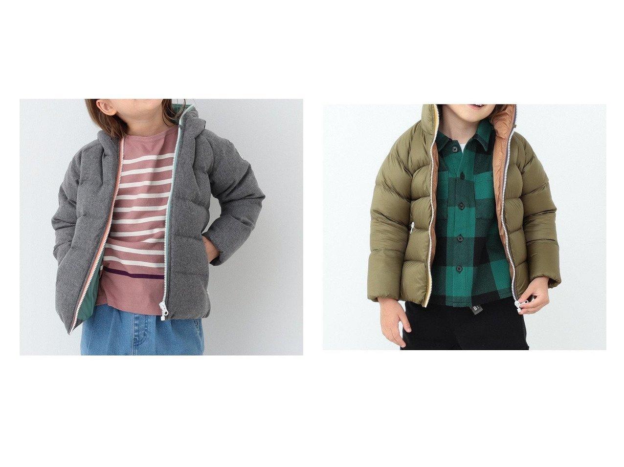 【B:MING LIFE STORE by BEAMS / KIDS/ビーミングライフストアバイビームス】のB: ポケッタブル ダウンブルゾン20FW(90~150cm) 【KIDS】子供服のおすすめ!人気、キッズファッションの通販 おすすめで人気のファッション通販商品 インテリア・家具・キッズファッション・メンズファッション・レディースファッション・服の通販 founy(ファニー) https://founy.com/ ファッション Fashion キッズ KIDS アウトドア カラフル ジップ ジャケット ダウン ブルゾン 冬 Winter 定番 防寒 |ID:crp329100000003778