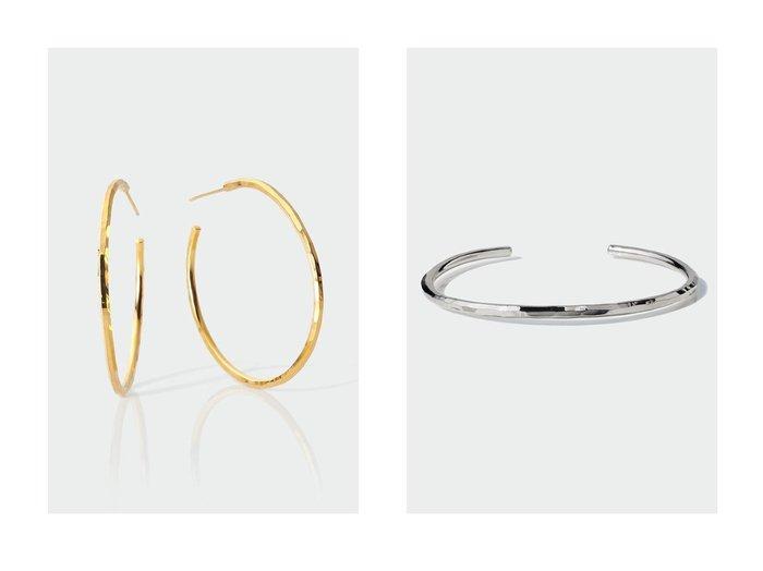 【AYAMI jewelry/アヤミ ジュエリー】のHand Cutting バングル&Hand Cutting フープピアス M アクセサリー・ジュエリーのおすすめ!人気、レディースファッションの通販 おすすめファッション通販アイテム レディースファッション・服の通販 founy(ファニー) ファッション Fashion レディース WOMEN カッティング ジュエリー ハンド フープ ランダム |ID:crp329100000003807