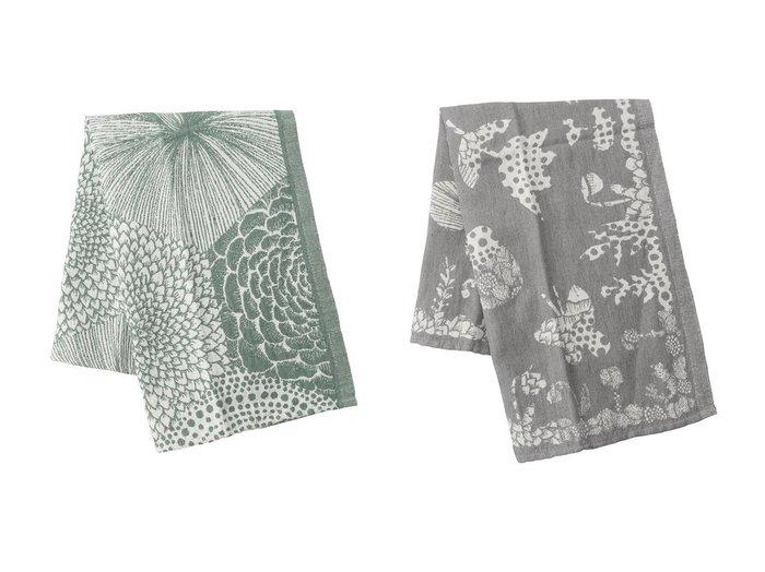 【LAPUAN KANKURIT / GOODS/ラプアン カンクリ】のAAMOS towel&RUUT towel おすすめ!人気、レディースファッションの通販 おすすめファッション通販アイテム インテリア・キッズ・メンズ・レディースファッション・服の通販 founy(ファニー) https://founy.com/ サニタリー タオル モチーフ 吸水 クラシカル 人気 |ID:crp329100000003832