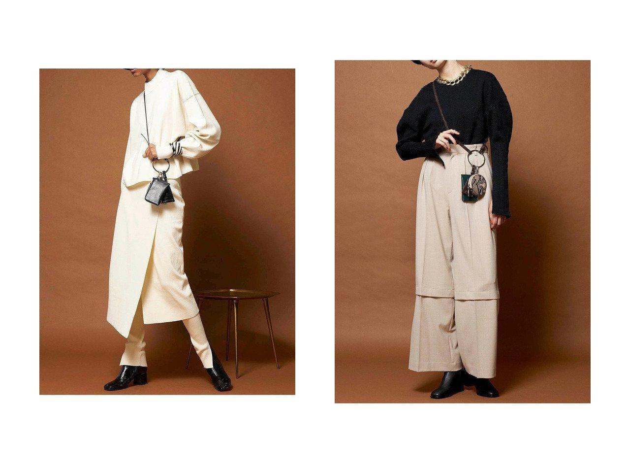【MAISON SPECIAL/メゾンスペシャル】のヴィーガンレザーリングマルチケース おすすめ!人気、レディースファッションの通販 おすすめで人気のファッション通販商品 インテリア・家具・キッズファッション・メンズファッション・レディースファッション・服の通販 founy(ファニー) https://founy.com/ ファッション Fashion レディース WOMEN ショルダー チャーム ポシェット ポーチ ロング |ID:crp329100000003846