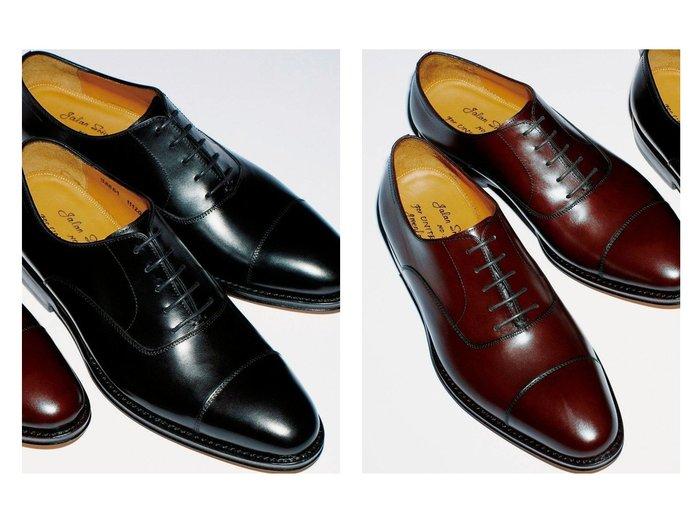 【green label relaxing / UNITED ARROWS / MEN/グリーンレーベルリラクシング メン】の[ジャランスリウァヤ] Jalan Sriwijaya 5アイレット キャップトゥ シューズ 【MEN】男性のおすすめ!人気、メンズファッションの通販 おすすめファッション通販アイテム レディースファッション・服の通販 founy(ファニー) ファッション Fashion メンズ MEN シューズ・靴 Shoes Men アイレット シューズ ドレス フランス ベーシック  ID:crp329100000003917