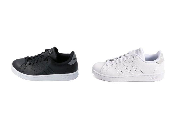 【adidas Sports Performance / MEN/アディダス スポーツ パフォーマンス】のADVANCOURT LEA U 【MEN】男性のおすすめ!人気、メンズファッションの通販 おすすめファッション通販アイテム レディースファッション・服の通販 founy(ファニー) ファッション Fashion メンズ MEN シューズ・靴 Shoes Men スニーカー Sneakers クッション シューズ スニーカー スリッポン |ID:crp329100000003930
