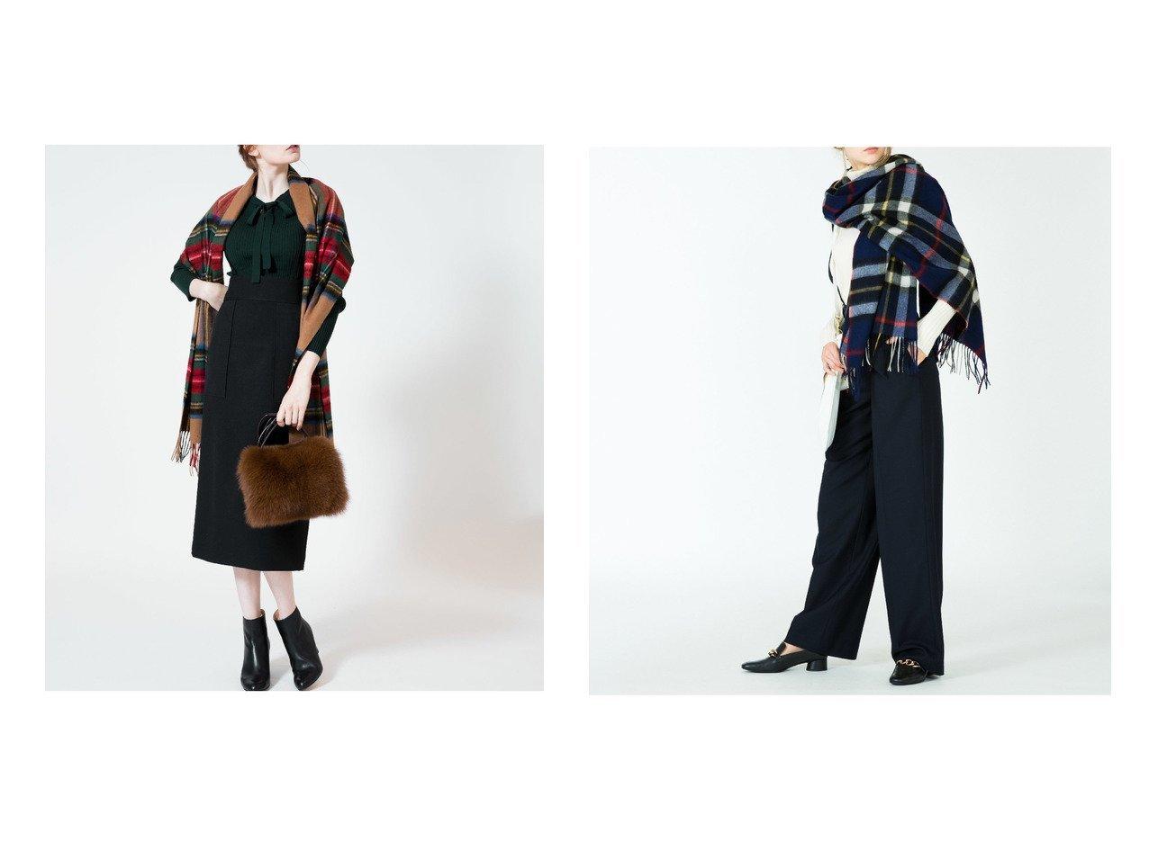 【allureville/アルアバイル】の【TWEED MILL(ツイードミル)】チェックストール ファッション雑誌・Webマガジン掲載!おすすめ人気、レディースファッション通販 おすすめで人気のファッション通販商品 インテリア・家具・キッズファッション・メンズファッション・レディースファッション・服の通販 founy(ファニー) https://founy.com/ 雑誌掲載アイテム Magazine items ファッション雑誌 Fashion magazines モア MORE ファッション Fashion レディース WOMEN ストール Scarves マフラー Mufflers アウトドア スカーフ ストール チェック ツイード ブランケット マフラー 人気 軽量 雑誌  ID:crp329100000003939