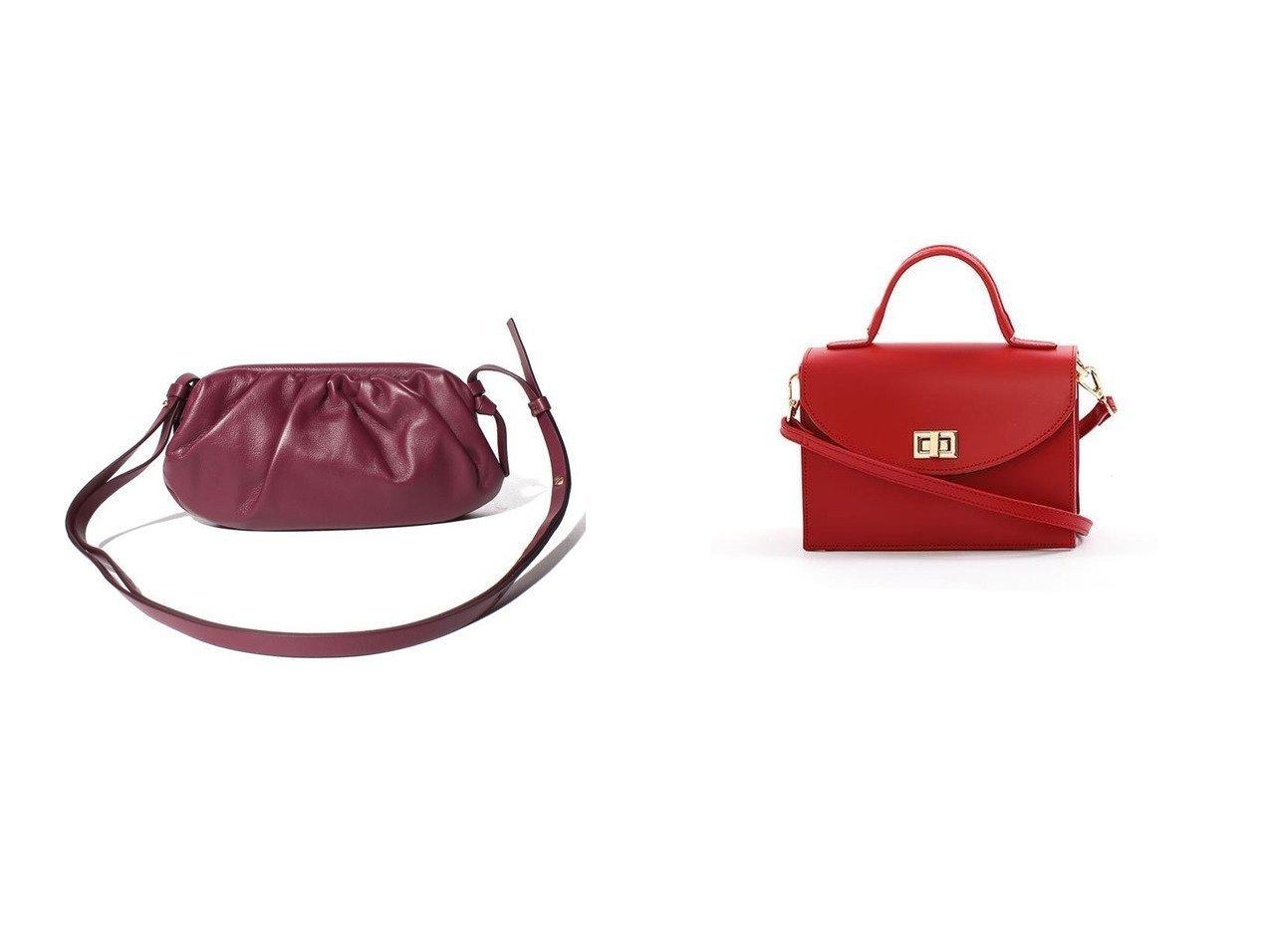 【ef-de/エフデ】の《Maglie par ef-de》フェイクレザーミニハンドバッグ&【ANAYI/アナイ】のギャザーミニショルダーBAG ファッション雑誌・Webマガジン掲載!おすすめ人気、レディースファッション通販 おすすめで人気のファッション通販商品 インテリア・家具・キッズファッション・メンズファッション・レディースファッション・服の通販 founy(ファニー) https://founy.com/ 雑誌掲載アイテム Magazine items ファッション雑誌 Fashion magazines ジンジャー GINGER モア MORE クラッシィ CLASSY. ファッション Fashion レディース WOMEN バッグ Bag コンパクト ショルダー シンプル トレンド フォルム ベーシック 今季 雑誌  ID:crp329100000003942