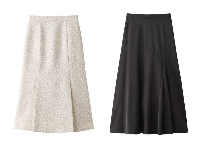 【ANAYI/アナイ】のレオパードJQマーメイドスカート&ランダムツイルナローフレアスカート スカートのおすすめ!人気、レディースファッションの通販  おすすめファッション通販アイテム レディースファッション・服の通販 founy(ファニー) ファッション Fashion レディース WOMEN スカート Skirt ロングスカート Long Skirt Aライン/フレアスカート Flared A-Line Skirts シルバー パーティ マーメイド レオパード ロング |ID:crp329100000004088
