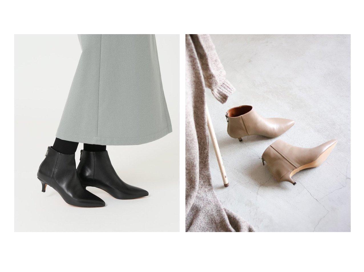 【SLOBE IENA/スローブ イエナ】のSLOBE IENA ポインテッドブーツ シューズ・靴のおすすめ!人気、レディースファッションの通販  おすすめで人気のファッション通販商品 インテリア・家具・キッズファッション・メンズファッション・レディースファッション・服の通販 founy(ファニー) https://founy.com/ ファッション Fashion レディース WOMEN A/W 秋冬 Autumn &  Winter シューズ シンプル トレンド フェミニン ポインテッド |ID:crp329100000004099
