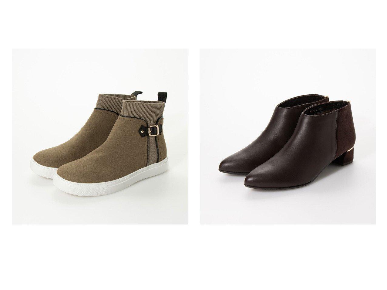 【HIMIKO/卑弥呼】の本革ショートブーツ&【AKAKURA/アカクラ】のスニーカーブーツ シューズ・靴のおすすめ!人気、レディースファッションの通販  おすすめで人気のファッション通販商品 インテリア・家具・キッズファッション・メンズファッション・レディースファッション・服の通販 founy(ファニー) https://founy.com/ ファッション Fashion レディース WOMEN スニーカー ダウン フォルム 人気 軽量 クッション ショート シンプル 抗菌 |ID:crp329100000004107