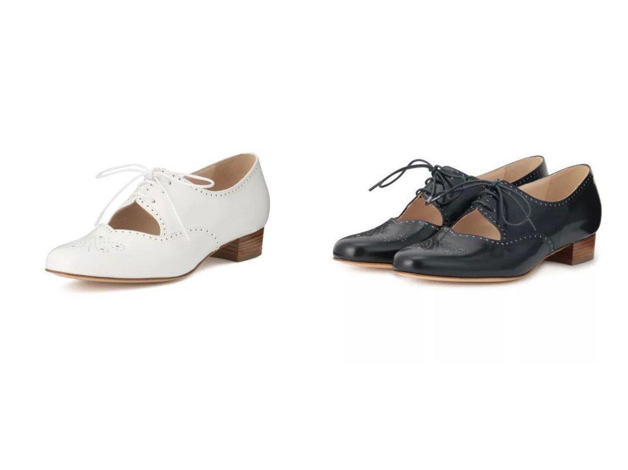 【NEBULONI E/ネブローニ】のウイングチップ カッティングレースシューズ シューズ・靴のおすすめ!人気、レディースファッションの通販  おすすめで人気のファッション通販商品 インテリア・家具・キッズファッション・メンズファッション・レディースファッション・服の通販 founy(ファニー) https://founy.com/ ファッション Fashion レディース WOMEN エレガント カッティング クラシカル シューズ 人気 ハンド メンズ モチーフ レース |ID:crp329100000004123