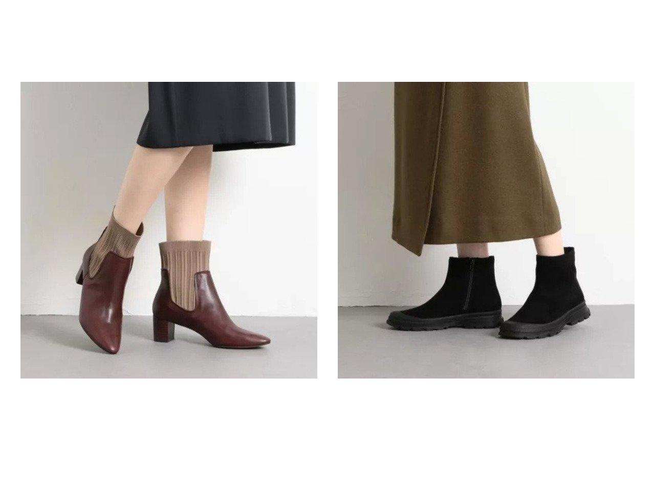 【Odette e Odile/オデット エ オディール】のOFC ニットコンビ ショートブーツ55&【WEB限定】O フェイクファー ショートブーツ30●↑ シューズ・靴のおすすめ!人気、レディースファッションの通販  おすすめで人気のファッション通販商品 インテリア・家具・キッズファッション・メンズファッション・レディースファッション・服の通販 founy(ファニー) https://founy.com/ ファッション Fashion レディース WOMEN コンビ シューズ ショート リブニット フェイクファー |ID:crp329100000004124