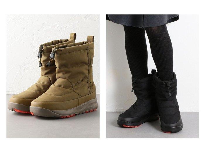 【Odette e Odile/オデット エ オディール】のColumbia スピンリールブーツ2 AD シューズ・靴のおすすめ!人気、レディースファッションの通販  おすすめファッション通販アイテム レディースファッション・服の通販 founy(ファニー) ファッション Fashion レディース WOMEN インソール クッション シューズ ショート 冬 Winter |ID:crp329100000004135