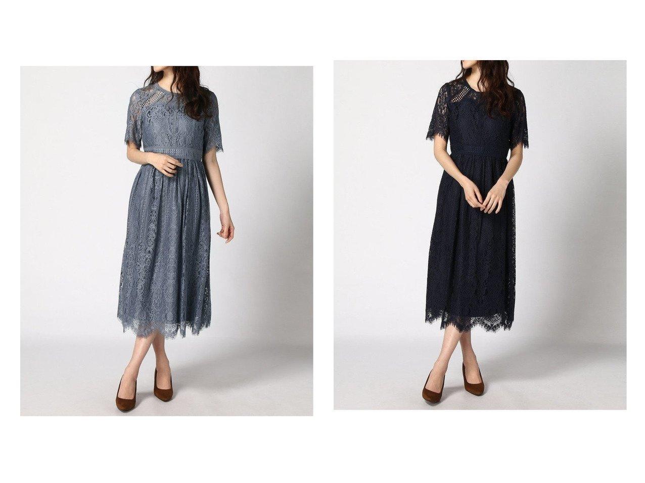 【Rewde/ルゥデ】の総レースロングドレス(0R04-A2037) ワンピース・ドレスのおすすめ!人気、レディースファッションの通販  おすすめで人気のファッション通販商品 インテリア・家具・キッズファッション・メンズファッション・レディースファッション・服の通販 founy(ファニー) https://founy.com/ ファッション Fashion レディース WOMEN ワンピース Dress ドレス Party Dresses マキシワンピース Maxi Dress ドレス マキシ レース ロング |ID:crp329100000004323