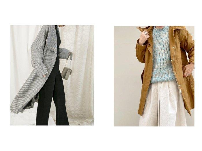 【STYLE4 / Million Carats/スタイル4 / ミリオンカラッツ】の【STYLE4】ビッグカラーチェックコート&【SHIPS any/シップス エニィ】のSHIPS any: キルトライナーショートモッズコート アウターのおすすめ!人気、レディースファッションの通販 おすすめファッション通販アイテム レディースファッション・服の通販 founy(ファニー) ファッション Fashion レディース WOMEN アウター Coat Outerwear コート Coats ジャケット Jackets モッズ/フィールドコート Mods Field Coats ジャケット スニーカー チェック トレンド ビッグ ボトム ミックス リラックス ロング キルト シンプル チュニック デニム バランス フェミニン モッズコート ライナー |ID:crp329100000004747