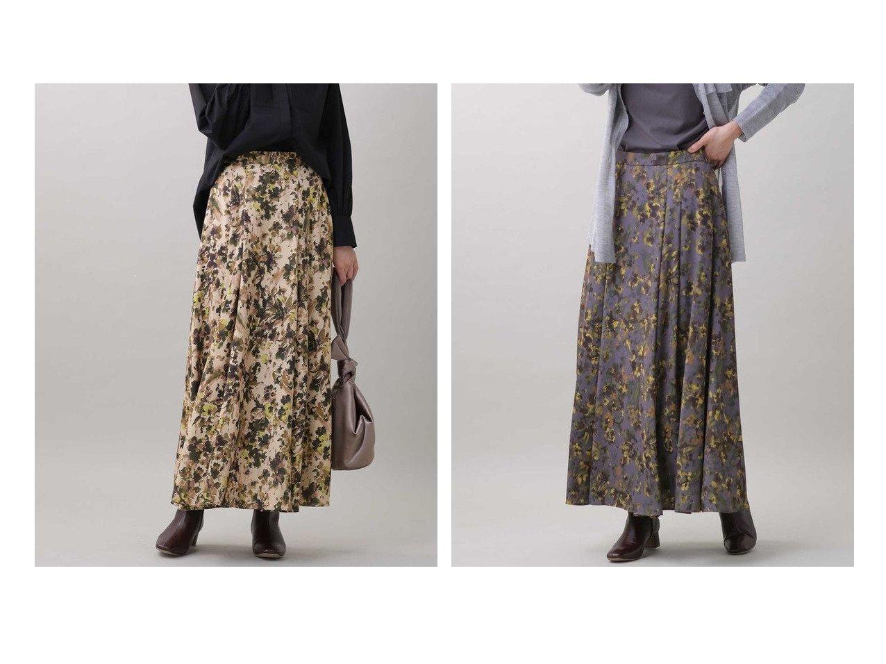 【nano universe/ナノ ユニバース】のフラワープリントフレアスカート スカートのおすすめ!人気、レディースファッションの通販 おすすめで人気のファッション通販商品 インテリア・家具・キッズファッション・メンズファッション・レディースファッション・服の通販 founy(ファニー) https://founy.com/ ファッション Fashion レディース WOMEN スカート Skirt Aライン/フレアスカート Flared A-Line Skirts ウォッシャブル ギャザー フラワー フレア プリント |ID:crp329100000004885